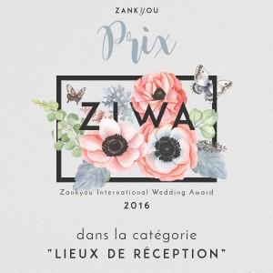 ZAWA Zankyou Award